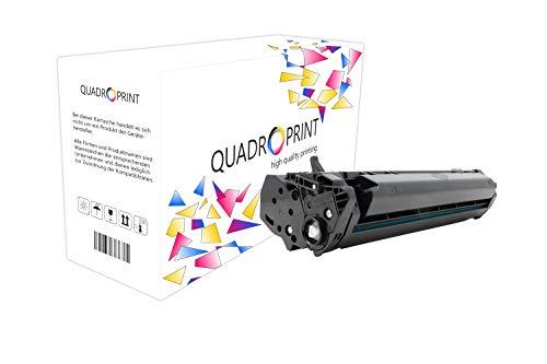 QUADROPRINT Toner ersetzt HP C7115A 15A Schwarz, ca. 2.500 Seiten, für HP Laserjet 1000 1005 1200 1220 3300 3310 3320 3330 3380 MFP N NF SE Series W -