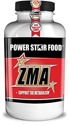 ZMA HOCHDOSIERT - 25mg ZINK + MAGNESIUM + VITAMIN B6 - Rohstoffe in geprüfter Arzneibuchqualität - 100% VEGAN - Dose 120 Vegi-Kapseln - Made in Germany