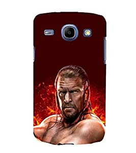 printtech WWE Edge Back Case Cover for Samsung Galaxy On7