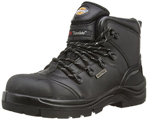 Thinsulate-lined safety shoes against the cold - Safety Shoes Today