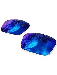 sunglasses restorer Lentes de Recambio Polarizadas para Oakley Jupiter Squared (Elige el Color)
