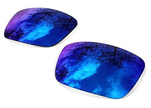 sunglasses restorer Ersatzgläser für Oakley Gascan (Polarisierenden Blue Mirror Linsen)