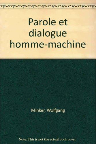 Parole et dialogue d'homme