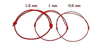 Bracelet le fil rouge - Kabbalah