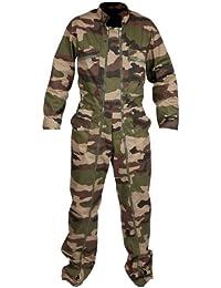 T.O.E - Combinaison 2 Zips Camouflage - 64/66 T7
