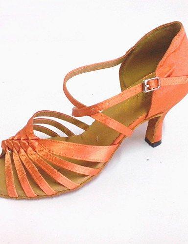 La mode moderne Sandales femmes Sandales personnalisées sur mesure d'Amérique latine Talon Chaussures de Danse Plus de couleurs US3.5/EU33/UK1.5/CN32