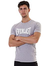 Everlast Camiseta Jersey Stretch Basic, gris