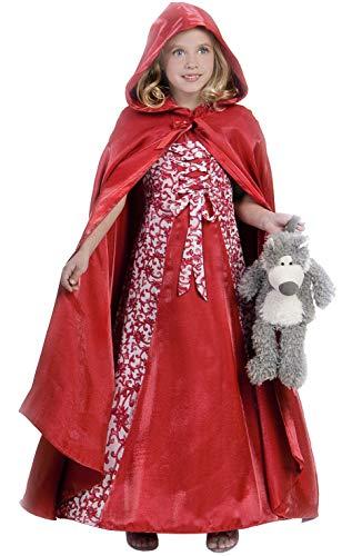 Princess Paradise Girls Princess Red Riding Hood Costume, Red, X-Small by Princess (X Small Red Riding Hood Kostüm)