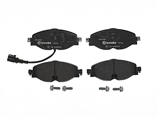 Brembo P85126 Front Disc Brake Pad - Set of 4