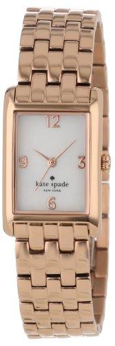 Kate Spade 1YRU0037-Uhr für Frauen, Edelstahl-Armband Rose Gold