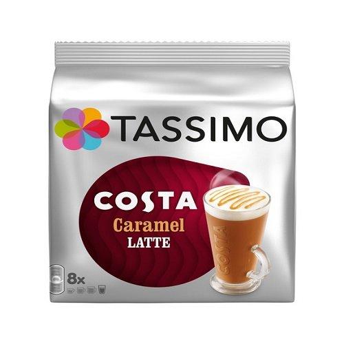 Tassimo Costa Caramel Latte 488g (Tassimo Caramel Espresso)