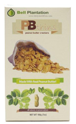 bell-plantation-pb2-pb-thins-erdnussbutter-cracker-198g-box
