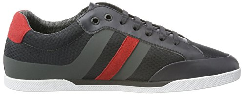 Boss Green Shuttle_Tenn_Tech, Sneakers Basses Homme Gris (Dark Grey)