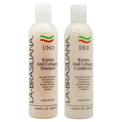 la-brasiliana-uno-keratin-after-treatment-shampoo-8oz-due-conditioner-8oz-combo-set-sale