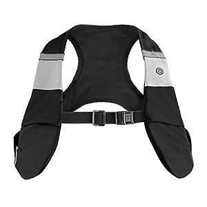 Proviz Herren 's Classic LED x-Vest, schwarz, one Size