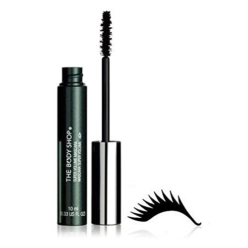 The Body Shop Super Volumen Mascara Braun - 10 Ml