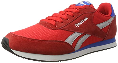 Reebok Herren Bd3281 Trail Runnins Sneakers Rot (Primal Red/Awesome Blue/Light Solid Grey/White/Black)