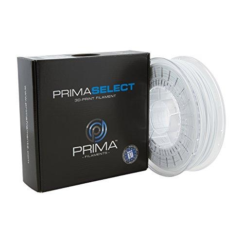 PrimaCreator PrimaSelect 3D Drucker Filament - PETG - 1,75 mm - 750 g - Weiß -