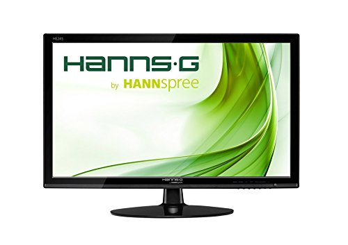 HANNSG HE247HPB 24IN LED 5MS HDMI VGA TILT 1920X1080 - (Monitors > Monitors)