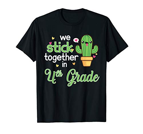 4th Grade - Back To School T-Shirt ()