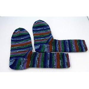 Handgestrickte Socken, 40/41,hochwertige Sockenwolle, Flotte Socke