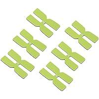 D DOLITY 6 Stück Tennisschläger Gewicht Balancer Tape Silikon H-förmigen