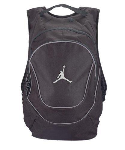 Nike Air Jordan Jumpman Schwarz Book-Bag Rucksack 9A1118-804Größe O/S