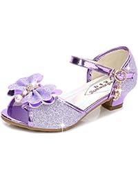 Zapatos morados Fischer infantiles