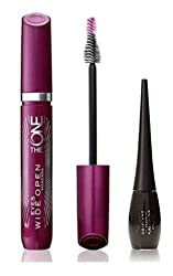 Oriflames The One Eyes Wide Open Mascara and Pure Eyeliner Combo by WinBiz