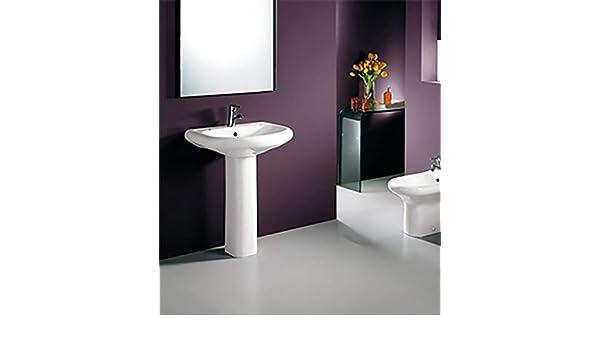 Mobili bagno sistema maniglia lavabo integrato