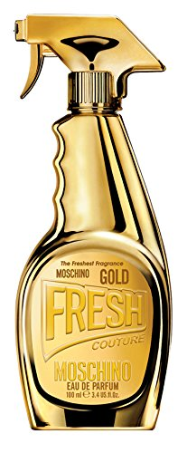 Moschino fresh gold eau de parfum spray - 100 ml