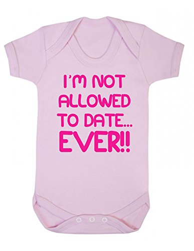 bullshirts-im-not-allowed-to-date-ever-short-sleeve-babygrow-3-6-months-pastel-pink