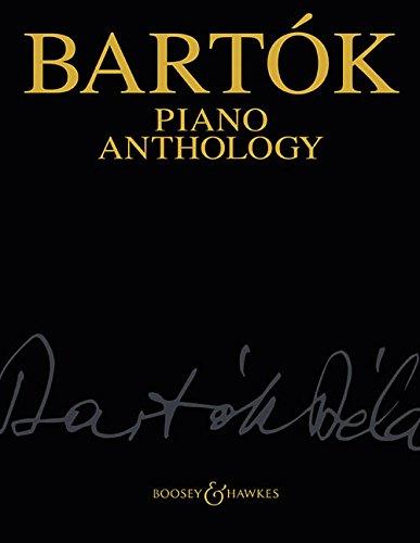 Piano anthology | Bartók, Béla (1881-1945)