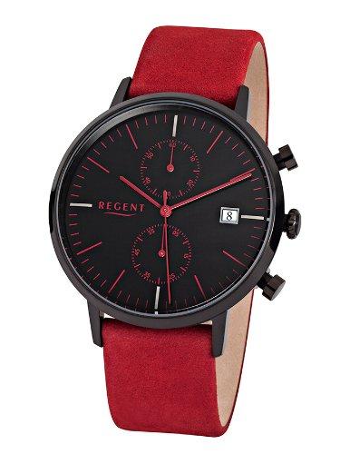 regent-ba-231-reloj-para-hombres-correa-de-cuero-color-rojo