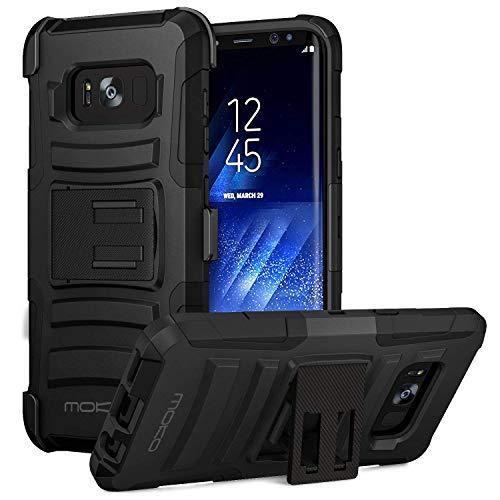 MoKo Heavy Duty Handy Fall Belt Clip für Samsung Galaxy S8Eltern. Handy-clip-fall