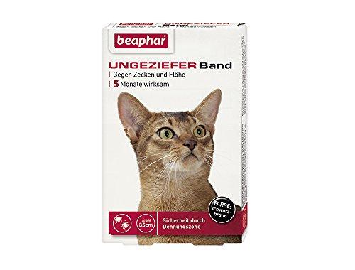 Ungezieferhalsband für Katzen  35 cm