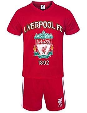 Liverpool FC - Pijama corto para niño - Producto oficial
