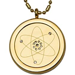 Aarogyam Mineral Science NMT Pendant (Golden Plating)