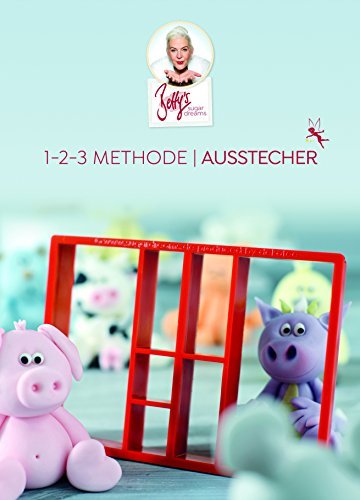 dekofee Betty 1-2-3 Methode Ausstecher