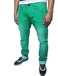 One Green Elephant - Jeans - Homme vert Green