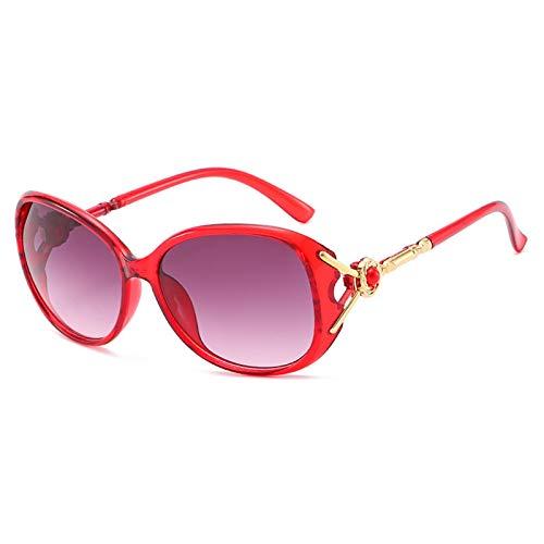 Aienid Sonnenbrille Lustig Pc Fox Head Rot Sonnenbrille Für Frauen