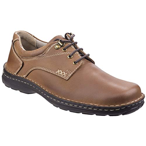 Hush Puppies Geography Lace, Derbys Homme