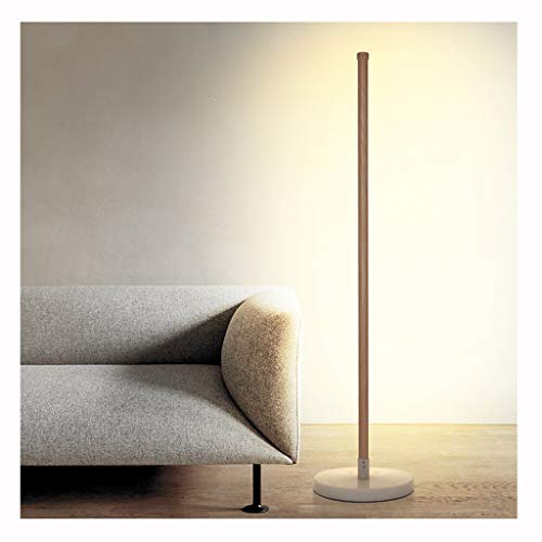 HN Lighting 128cm Stehleuchte/Stehende Leselampe Ambient LED Stehleuchte  Moderne Wohnzimmer Schlafzimmer Dekoration Vertikale Tischlampe