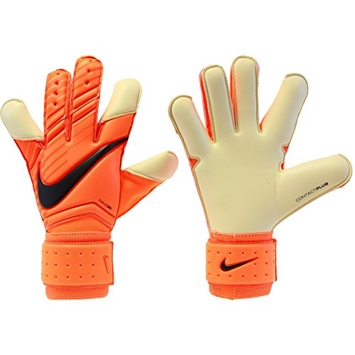 Nike Vapor Grip 3 Torwarthandschuhe, Total Orange/Hyper Crimson/White/Black, 8 (Grip Hyper)