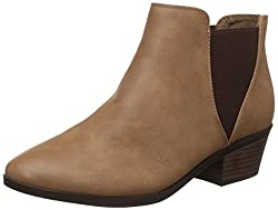 Call It Spring Womens Moillan Camel Boots - 8 UK/India (41 EU) (10US)