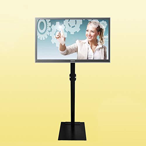 Universal-TV-Warenkorb, Fußboden-TV-Ständer, Für 36-60 Zoll, LCD-LED-Fernseher, Höheneinstellung, Verbesserung Der Stabilität, Höhenverstellbare TV-Basis Ständer, Schlafzimmer Wohnraum, Konferenzbüro (36 Led Tv Zoll)