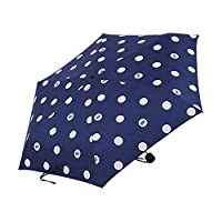 MoGist Cute Elephant Polka Dot Mini Folding Umbrella Windproof UV Sun Umbrella