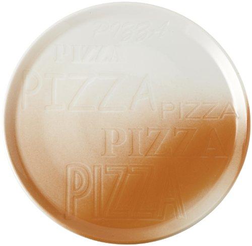 Pizzateller Cinzia Tognana 33 cm, braun Kommerzielle Pizza Cutter