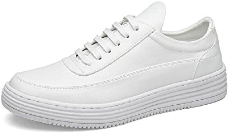 CJC Zapatos Moda de los Hombres Casual Negocio Trabajo Confortable para Caminar Al Aire Libre Deportes Ligero...