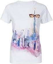 Local Chilling Burj T-Shirt for Women